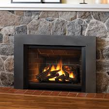 gas fireplace insert replacements