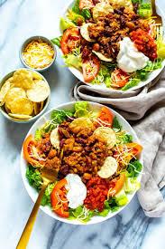 wendy s taco salad restaurant copycat