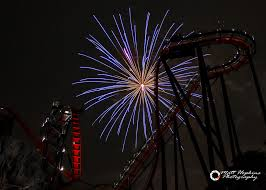 4th of july at busch gardens ta