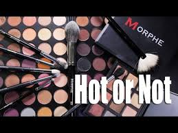 morphe makeup brushes hot or not