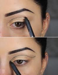 egyptian eye makeup tutorial cat eye