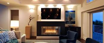 safe to mount a tv above a fireplace
