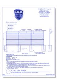 Cad Drawings Of Fences And Gates Caddetails