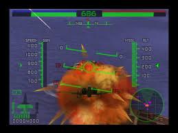 Aero Fighters Assault Nintendo 64