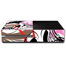 Skin Decal Wrap For Microsoft Xbox One Console Sticker Skull Hawk Walmart Com Walmart Com