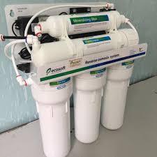 Máy lọc nước nhập khẩu Đức Ecosoft, nhập khẩu nguyên chiếc 06/2020