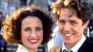Image result for four weddings and a funeral