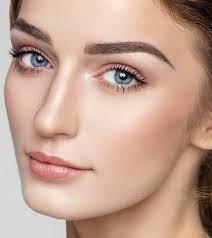 eye makeup for deep set eyes step by