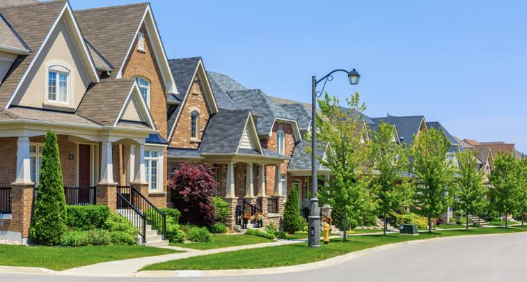 Image result for suburbian living with family