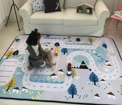 Baby Squishy Carpet Kids Room Rugs Multifunction Baby Mats Crawling Carpet Toys Storage Bag Kids Bedroom Game Carpet Rugs Carpet Tile Design Carpet Tiles Design From Hss520 82 85 Dhgate Com