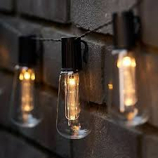 vintage edison bulb string lights