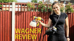 Wagner Fence Decking Sprayer Review The Carpenter S Daughter Youtube