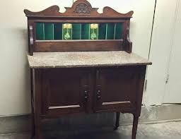 antique victorian french wash stand