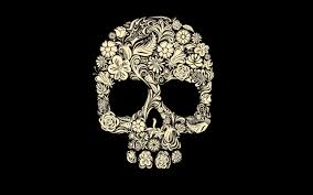 cute skull wallpapers top free cute