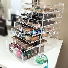 makeup closet organizer