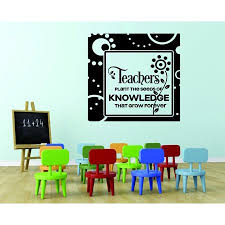 Custom Wall Decal Every Child Is An Artist Pablo Picasso Quote Art Classroom Paint Brush 12x18 Walmart Com