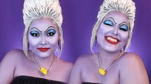 sea witch makeup tutorial
