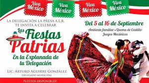 Ideas Para Fiestas Patrias Festeja El Dia De La Independencia En