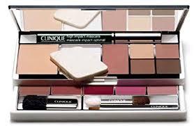 clinique beauty palette travel set with