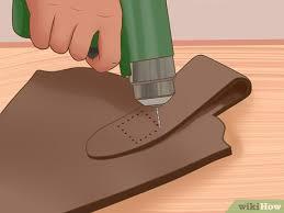 how to make a knife sheath with