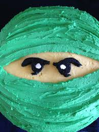 An Easy How-To for Making a Buttercream Ninjago Cake | Boy birthday cake, Ninjago  cakes, Cake decorating for kids