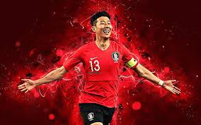 hd wallpaper soccer son heung min