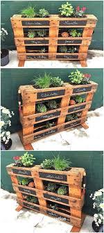 DIY Pallet Ideas Anyone Can Do #palletdecor #palletdecoration in 2020 |  Pallet projects garden, Pallet decor, Pallet garden ideas diy