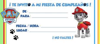 Invitacion Patrulla Canina Jpg 1600 709 Invitacion Cumpleanos
