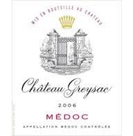 2006 Chateau Greysac, Medoc | prices, stores, tasting notes and market data