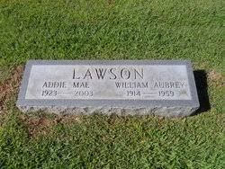 Addie Mae Lawson (Thomas) (1923 - 2003) - Genealogy