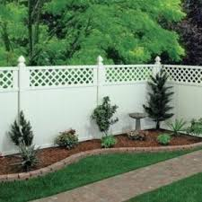 Vinyl Fence Vinyl Fencing Terminology Freedom Outdoor Living For Lowes