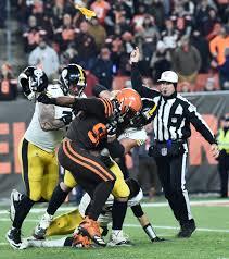 Browns' Myles Garrett Suspended Indefinitely By NFL