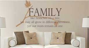 Winston Porter Family Like Branches On A Tree Vinyl Wall Decal Reviews Wayfair