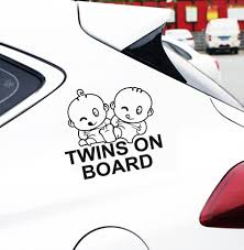 Top 10 Most Popular Car Window Sticker Twins Brands And Get Free Shipping A915