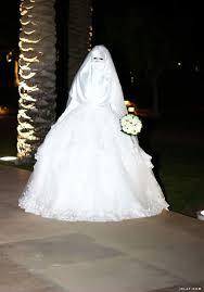 صور فساتين زفاف للمنقبات أجمل صور فساتين زفاف للمحجبات أم أمة الله