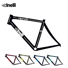 New Cinelli Fixed Gear Bicycle Frame Sticker Road Bike Decals In Bicycle Frame Decal Frame Stickers Cycling Accessories Bike Bike Mongoosebike Strap Aliexpress