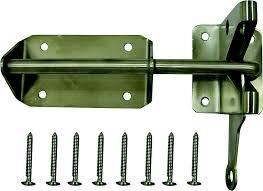 Prosource 33194sss Db Mintcraft Heavy Duty Gate Latch Stainless Steel 045734978911 3
