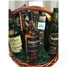 scotch gift baskets delivered scotch