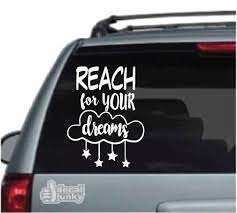 Cloud Decals Stickers Decal Junky