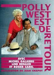 Polly West est de retour (1993) French movie cover