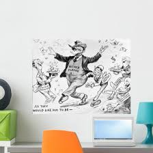 Comic Strip Country Gentleman Wall Decal Design 3 Wallmonkeys Com