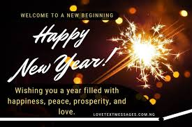 happy new year messages wishes and quotes for love