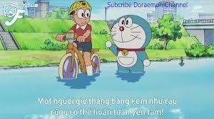Doremon Tieng Viet Moi Nhat - Đạp Xe Dưới Biển - video dailymotion