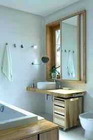 small circular bathroom mirrors funky