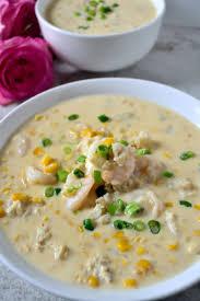 Shrimp, Crab, and Corn Bisque - Coop ...