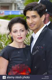 Raza Jaffrey and his wife 23rd Dinard British Film Festival - Red Stock  Photo - Alamy