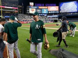 Oakland Athletics manager Bob Melvin says bench coach did not intend  apparent Nazi salute – Times-Standard