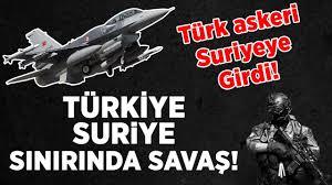 SON DAKİKA! Türkiye - Suriye Sınırında Savaş! ⚠️gelişmeler ...
