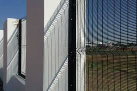 Maxi Fence Compact Mesh Perimeter Security Fence Maxi Fence Compact Mesh Perimeter Security Fencemaxi Fence Compact Mesh Perimeter Fences Clear View Fence Sec