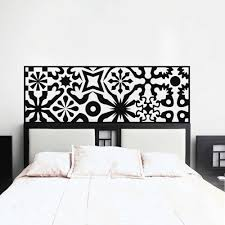 Awesome Headboard Wall Decal For Child Givdo Home Ideas